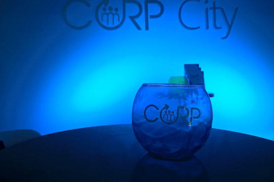 Cérémonie de lancement des services aux entreprises CORP 2016