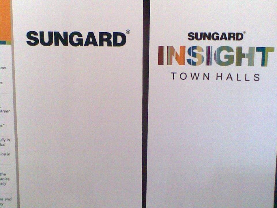 Roll-up pour Sungard
