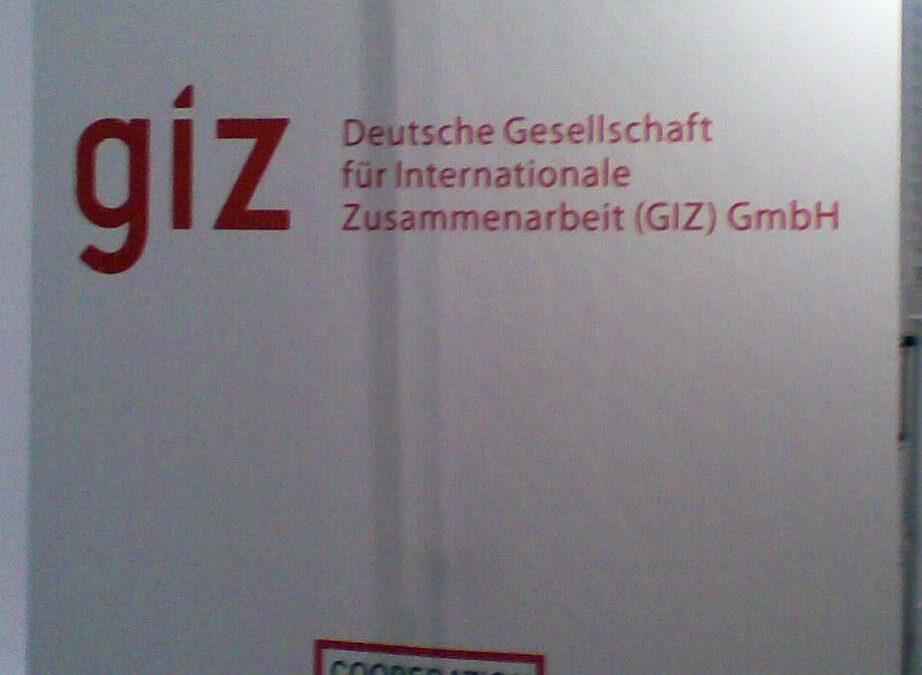 rollup Master Banner GIZ