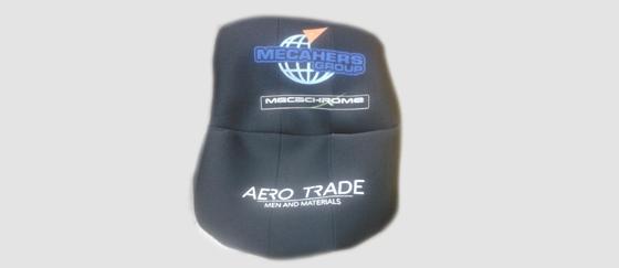 Housses de sièges Mecahers Aerospace