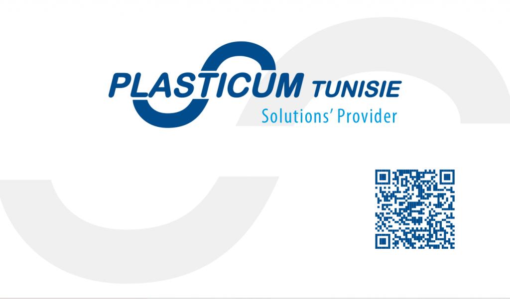 Cartes de visites Plasticum