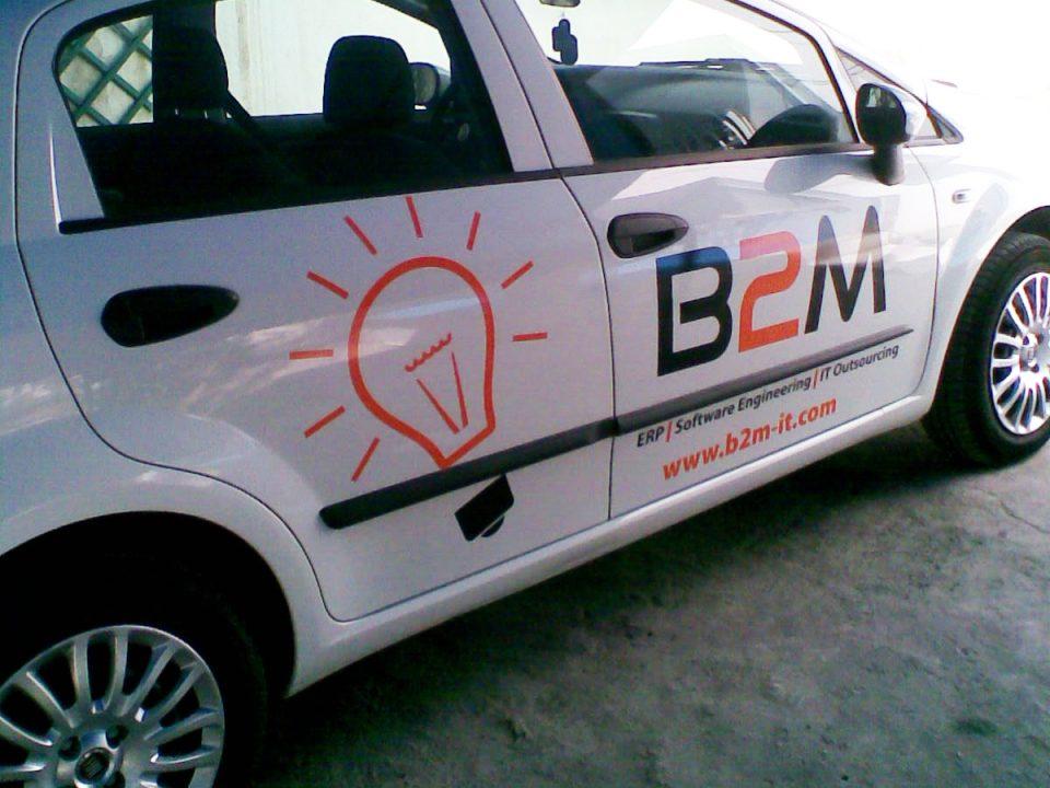 Habillage utilitaire B2M