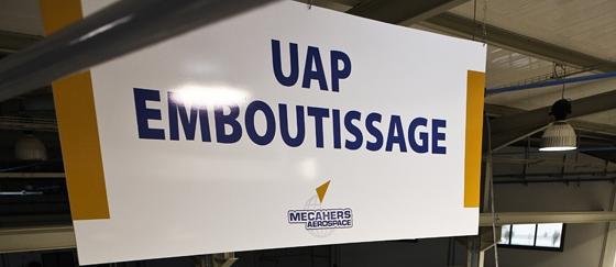 plaques d'identification UAP