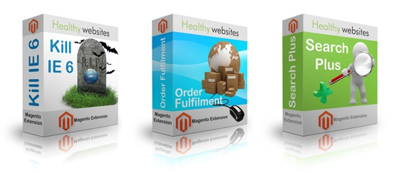 Software Box for Healthy websites UK