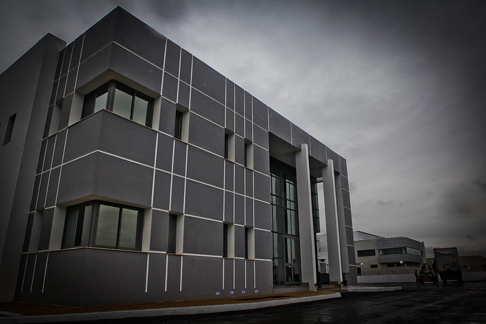 photographie Mecahers Aerospace factory
