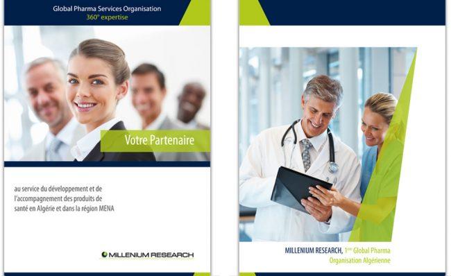 Brochure Millennium Research Algérie