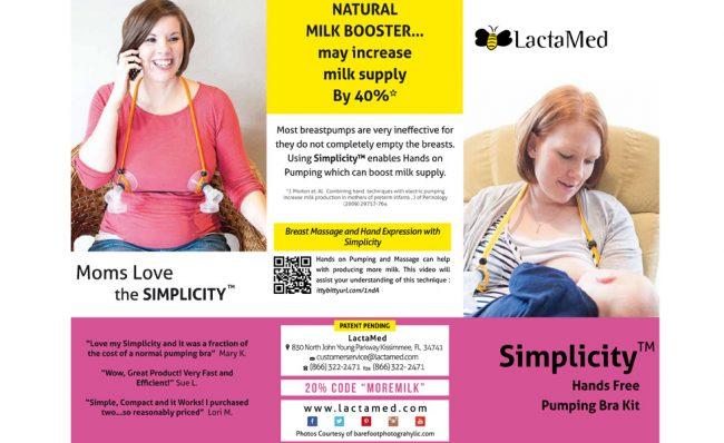 conception brochure Lactamed USA