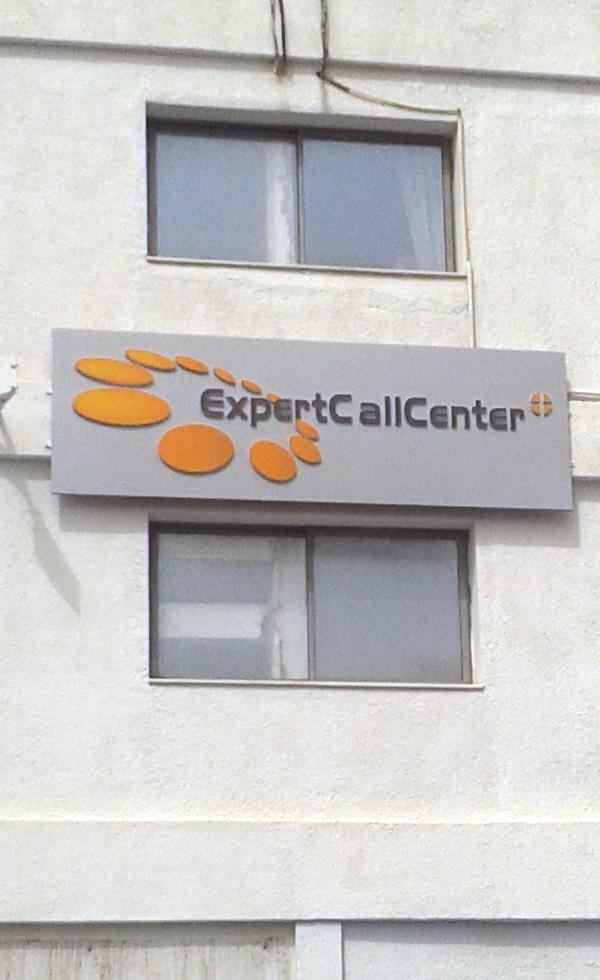 enseigne expertCallCenter