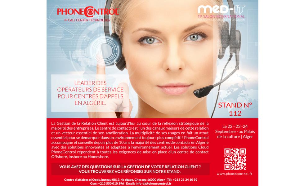 Maquette Invitation e-mailing MedIT