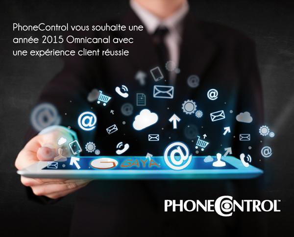 Conception emailing Phonecontrol