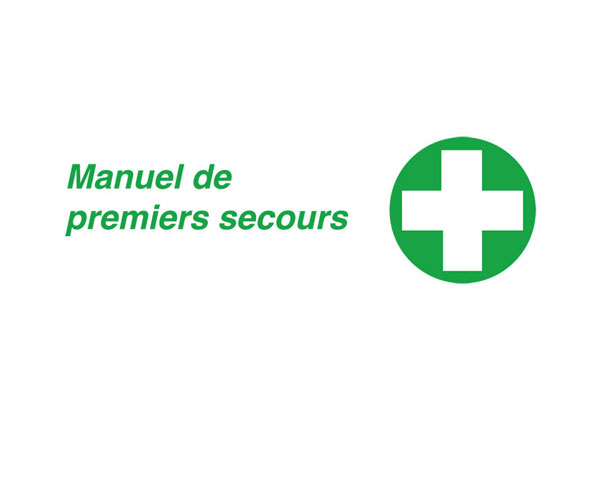 impression manuel de secours France