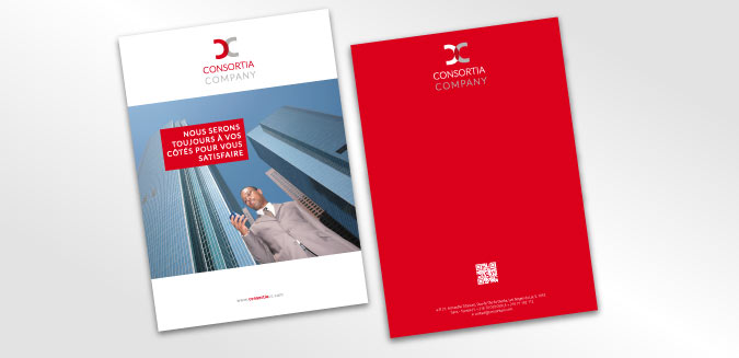 Brochure consortia company