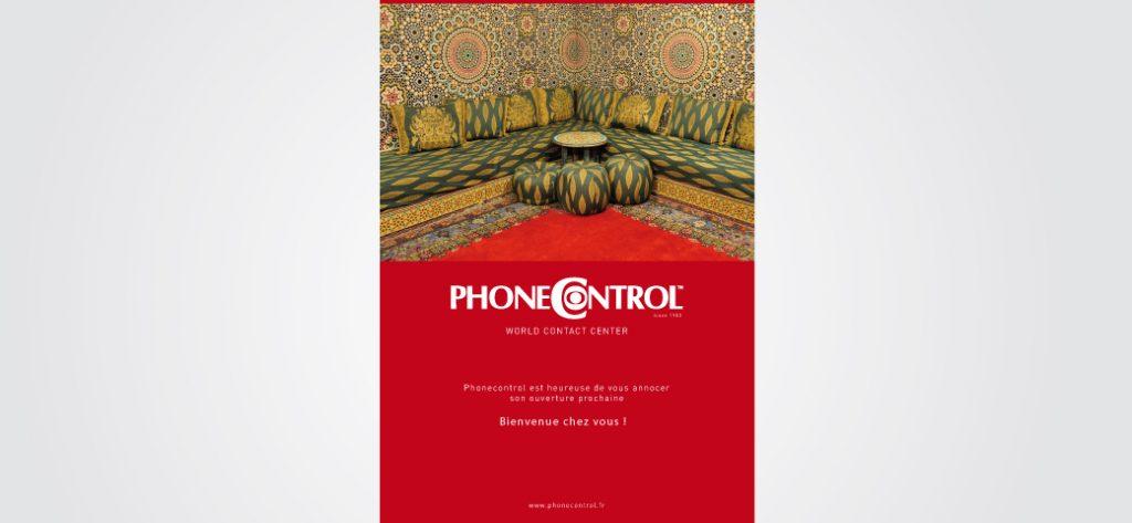 Insertion Phonecontrol Maroc