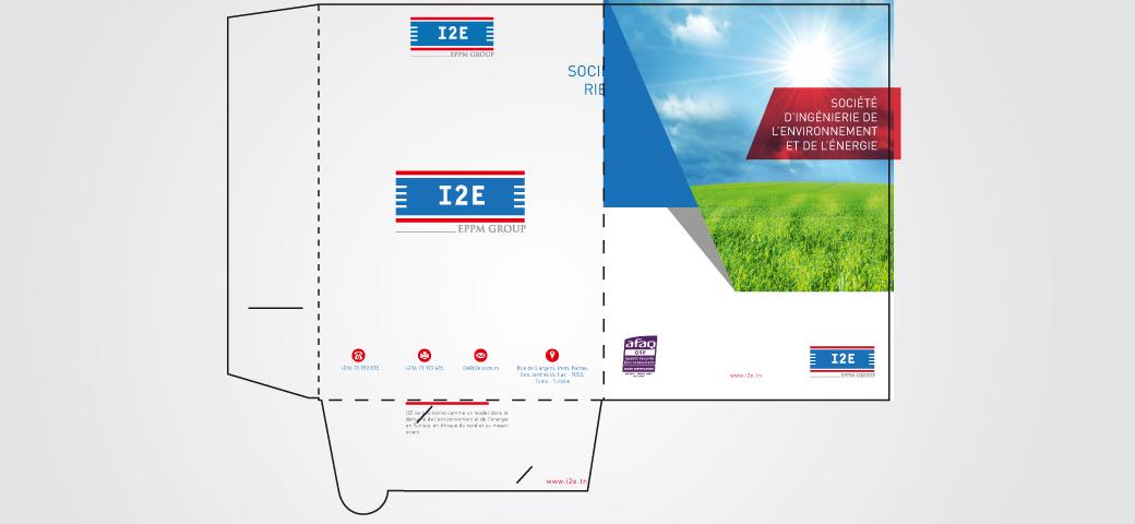 Porte document I2E