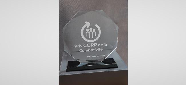 Trophée CORP