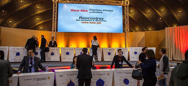 organisation événement CORP city Tunis