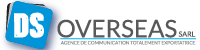 Logo Ds Overseas Agence de communication