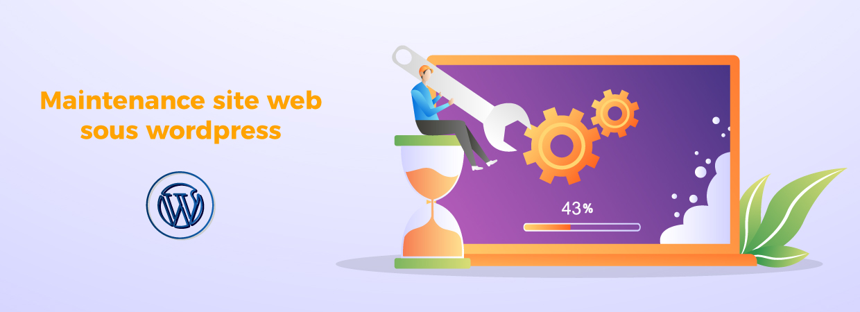Maintenance site web CORP