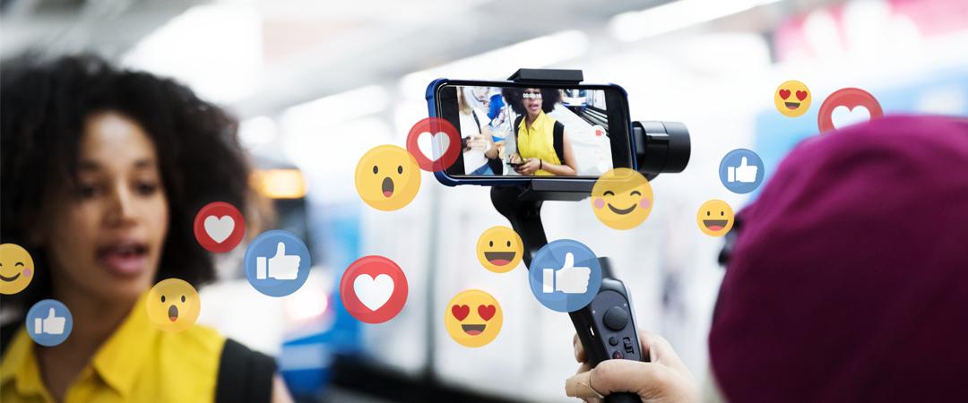 gestion du contenu B2B réseaux sociaux